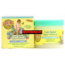 Earth's Best Products Cold Relief Vapor Ointment