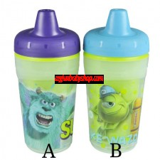 The First Years Monsters Inc Insulated Sippy Cups