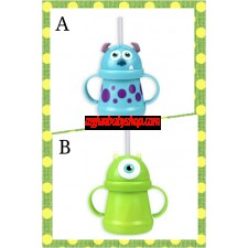 Disney Monsters Inc. Straw Cup - Sully or Mike - 10 oz