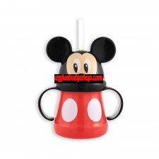 Disney Mickey Mouse Straw Cup - 10oz