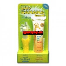 Kushies Baby Banana Brush