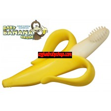 Baby Banana Bendable Training Toothbrush (軟性學習牙刷)