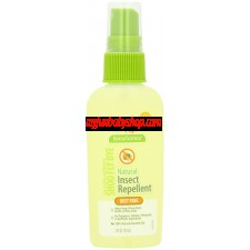 BayGanics Deet Free Natural Insect Repellent, 2-oz (59ml)