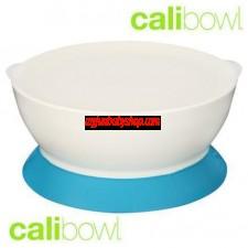 Calibowl 專利防漏防滑幼兒吸盤碗 (12oz/附蓋)