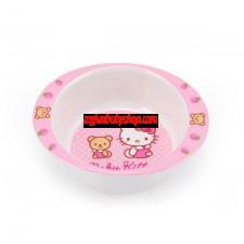 Hello Kitty 雙耳圓形湯兜