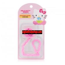 Hello Kitty 安撫奶咀鏈