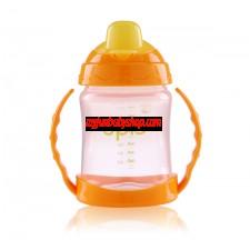 防漏杯(橙色-250ml)