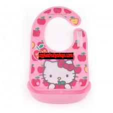 Hello Kitty 口水圍兜