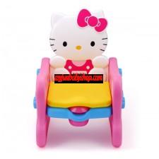 Hello Kitty 音樂廁所椅