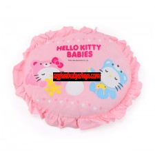 Hello Kitty 橢蛋形窩枕