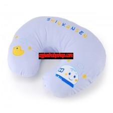 新幹線 哺乳親子褥墊