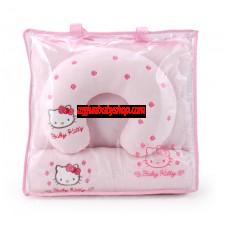 Hello Kitty 嬰兒珍珠絨禮盒裝