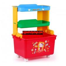 Hello Kitty 玩具收納架