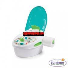 Summer Infant 豪華3合1兒童馬桶練習組