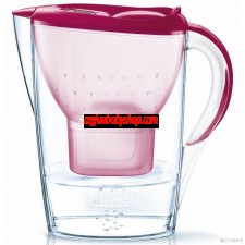 <全新限量款>炫彩系列 BRITA Marella COOL Basic Colour 2.4L濾水壺 (果莓紅)
