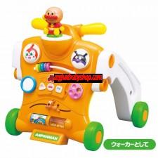 麵包超人 3合1多用途益智玩具學行車