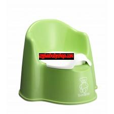 BabyBjörn Potty Chair 高背學習便廁 (綠)