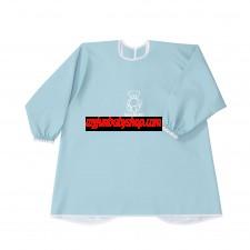 BabyBjörn 防水透氣罩衣 (藍)