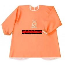 BabyBjörn 防水透氣罩衣 (橙)