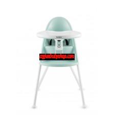 BabyBjörn 兒童折疊高腳餐椅 (淺綠色)