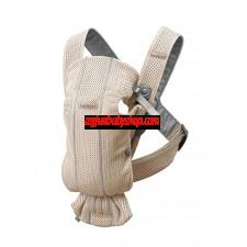 BabyBjörn Baby Carrier Mini Mesh 初生專用嬰兒揹帶 (珍珠粉)