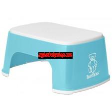 BabyBjörn 兒童防滑踏腳凳 (粉藍)