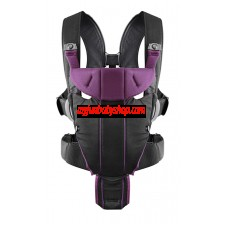 BabyBjörn Baby Carrier Miracle 嬰兒揹帶 (紫色)