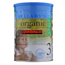 Bellamy's Organic 初生嬰兒奶粉 3段