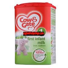 英國牛欄Cow & Gate奶粉1段