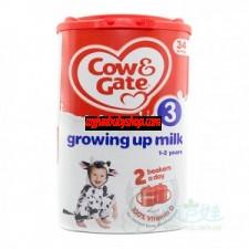 英國牛欄Cow & Gate奶粉3段