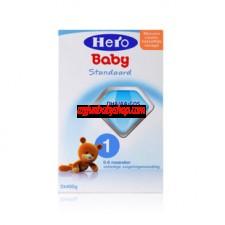 荷蘭Hero Baby美素奶粉1段