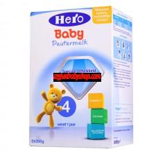 荷蘭Hero Baby美素奶粉 4段