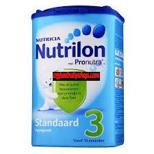 荷蘭牛欄Nutrilon奶粉3段