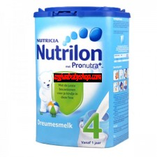 荷蘭牛欄Nutrilon奶粉4段