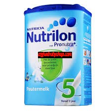 荷蘭牛欄Nutrilon奶粉5段