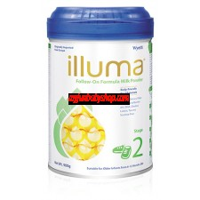 ILLUMA 初生嬰兒配方奶粉 2段