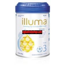 ILLUMA 幼兒成長配方奶粉 3段